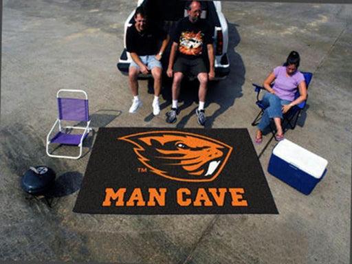 FanMats  Oregon State University  Man Cave UltiMat Rug 60x96