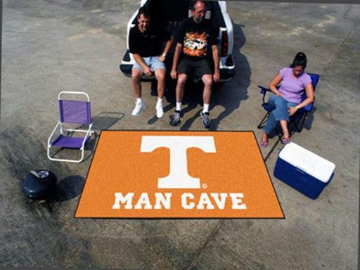 FanMats  University of Tennessee  Man Cave UltiMat Rug 60x96