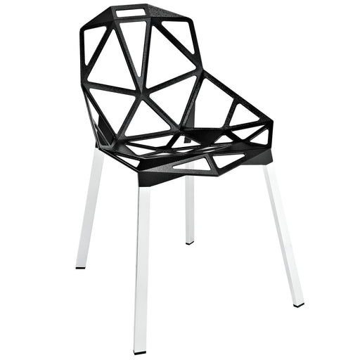 Connections Dining Side Chair 1016-BLK