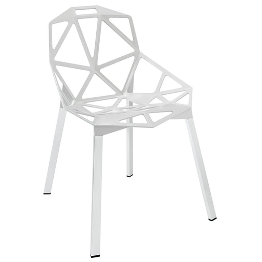 Connections Dining Side Chair 1016-WHI