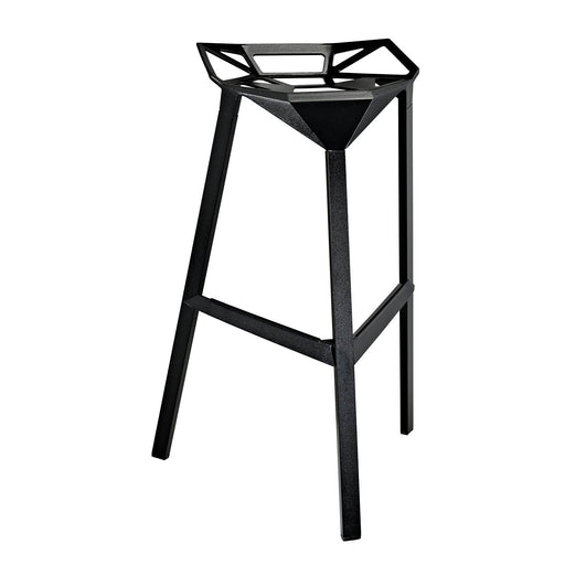 Launch Stacking Bar Stool 1024-BLK