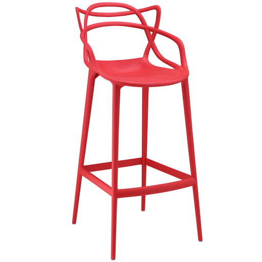 Entangled Bar Stool 1460-RED
