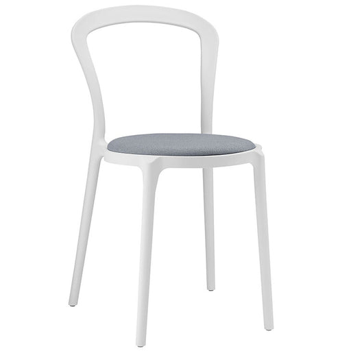 Assist Dining Side Chair 1462-WHI-GRY