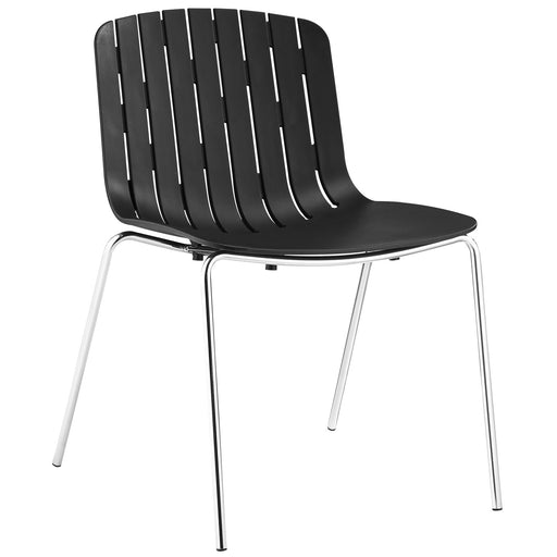 Trace Dining Side Chair 1495-BLK