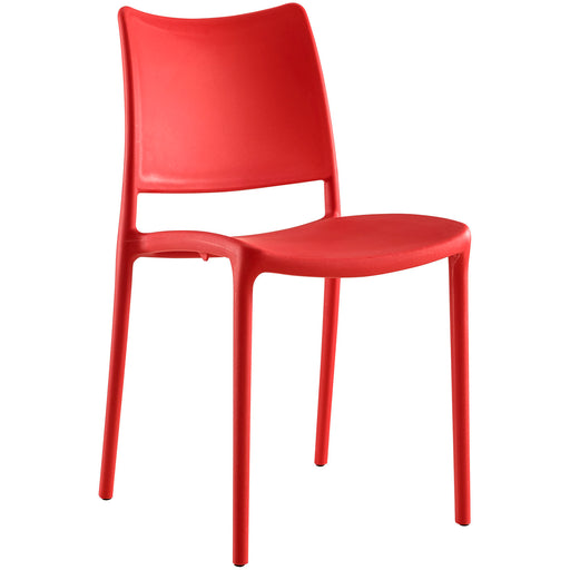 Hipster Dining Side Chair 1703-RED