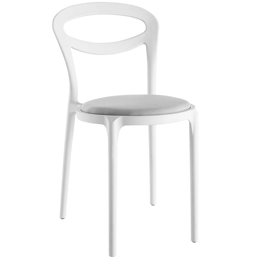 Assist Dining Side Chair 1772-WHI-GRY