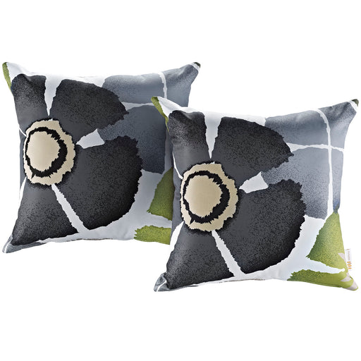 Modway Two Piece Outdoor Patio Pillow Set 2401-BOT