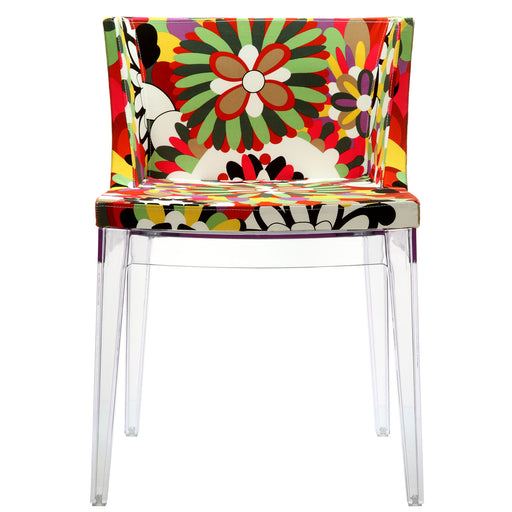 Flower Dining Side Chair 553-CLR
