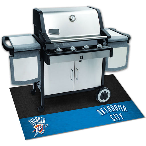 NBA - Oklahoma City Thunder Grill Mat 26x42