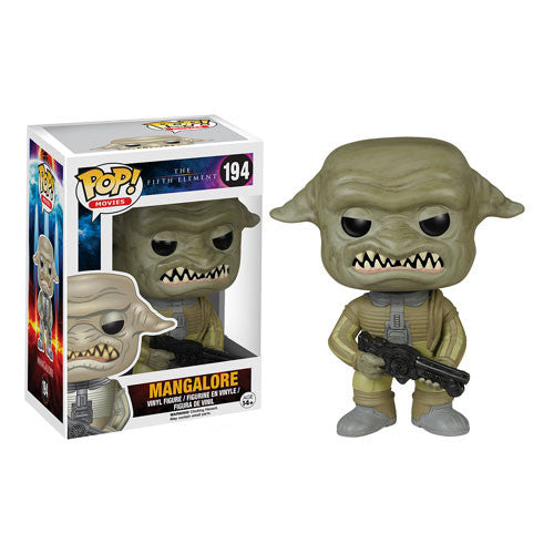 Fifth Element Mangalore Pop! Vinyl Figure