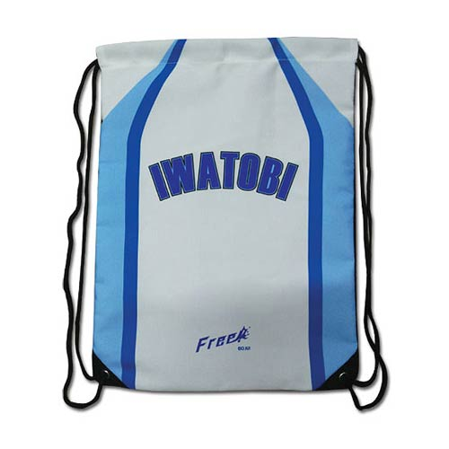 Free! Iwatobi Drawstring Bag