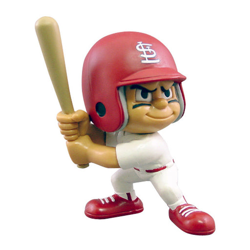 Lil Teammates Series St. Louis Cardinals Batter Figurine (Edition 3)