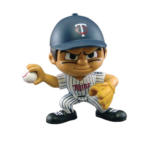 Lil Teammates Series Minnesota Twins Pitcher Figurine (Edition 2)