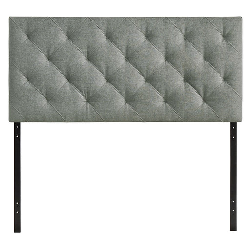 Theodore Twin Upholstered Fabric Headboard 5311-GRY