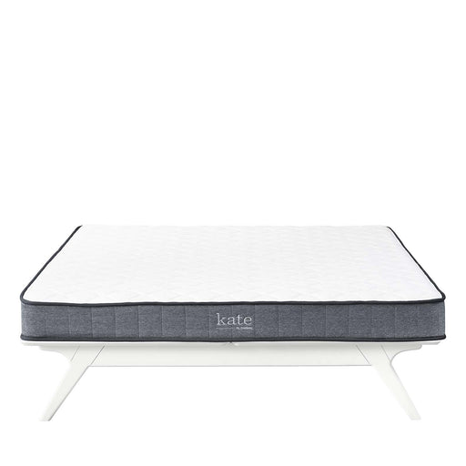 "Kate 6"" Queen Mattress 5774-WHI"