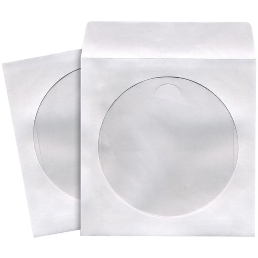 CD/DVD STORAGE SLEEVES