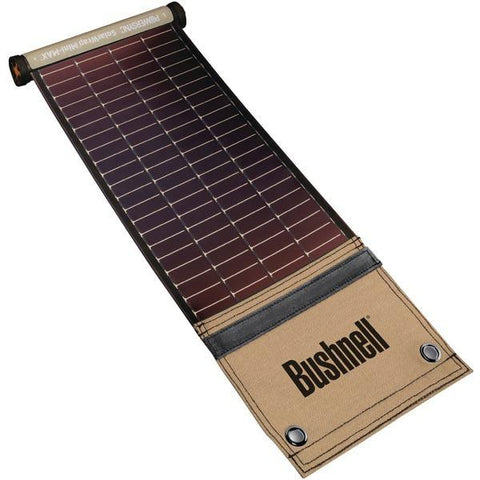 BUSHNELL P1015ML Solar Wrap Mini-Max Charger