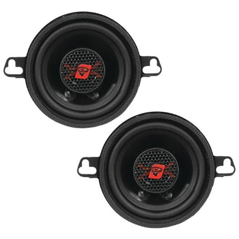 "Cerwin-vega H440 Hed 2-way Coaxial Speakers (4"", 200w Max)"