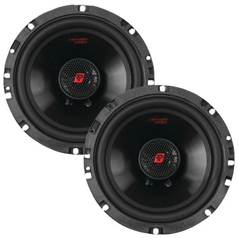 "Cerwin-vega H4652 Hed 2-way Coaxial Speakers (6.5"", 300w Max)"