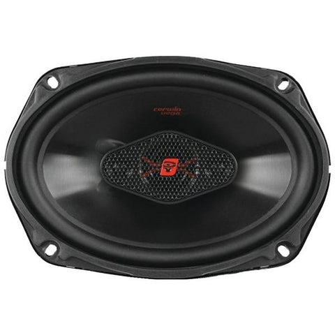"Cerwin-vega H4693 Hed 3-way Coaxial Speakers (6"" X 9"", 420w Max)"