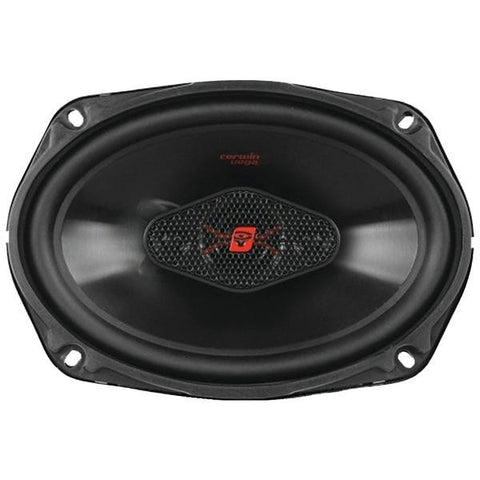 "Cerwin-vega H4694 Hed 6"" X 9"" 400-watt 4-way Coaxial Speakers"