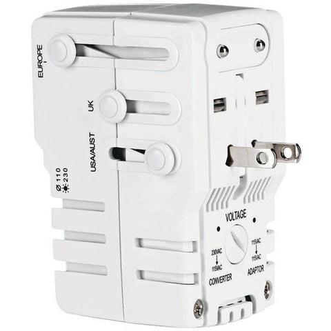 Conair Ts253ad Power Adapter-converter With Surge Protection