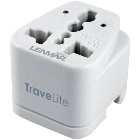 Lenmar Ac150 Travelite Ultra-compact All-in-one Travel Adapter