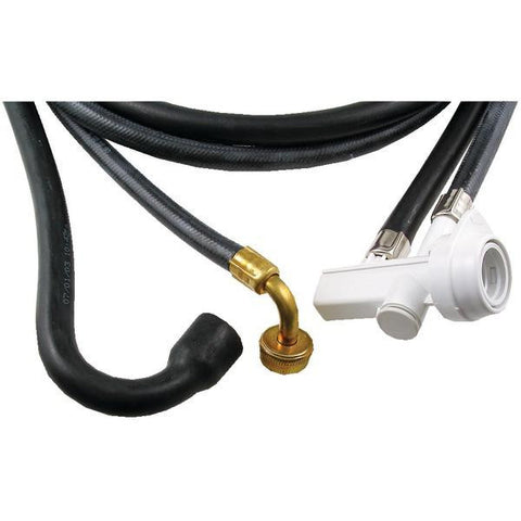99001868 Hose Assembly, 8ft (whirlpool(r) Flange)