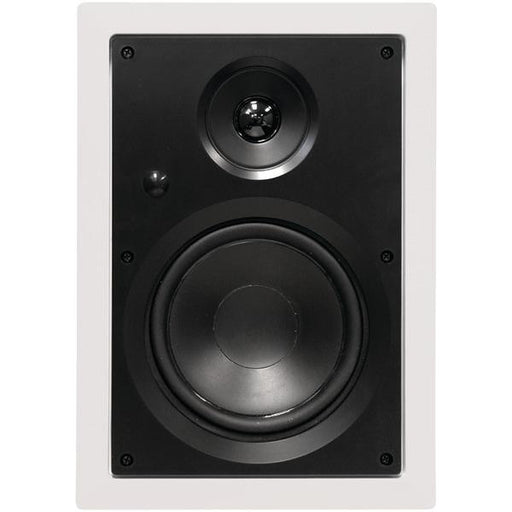 "Architech Ap-602 6.5"", 2-way Rectangular In-wall Loudspeakers"