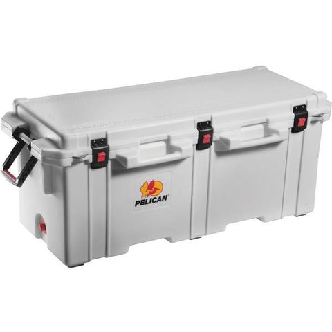Pelican 32-250q-mc-wht 250-quart 250qt Progear(tm) Elite Cooler (white)