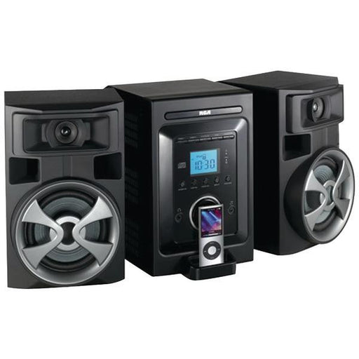 Rca Rs2696i Mini System With Ipod(r) Dock