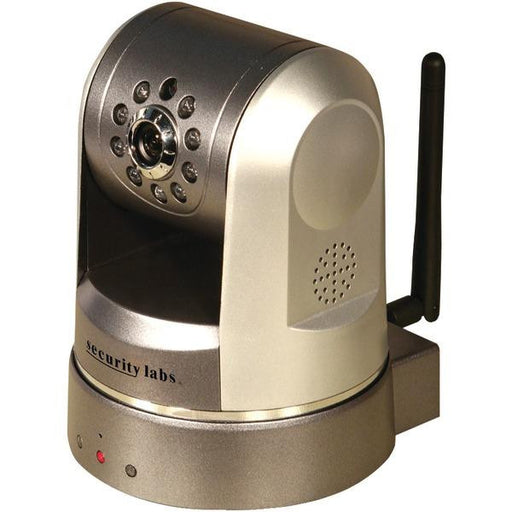 Security Labs Slw-163 Wireless Motorized Pan & Tilt Ip Camera