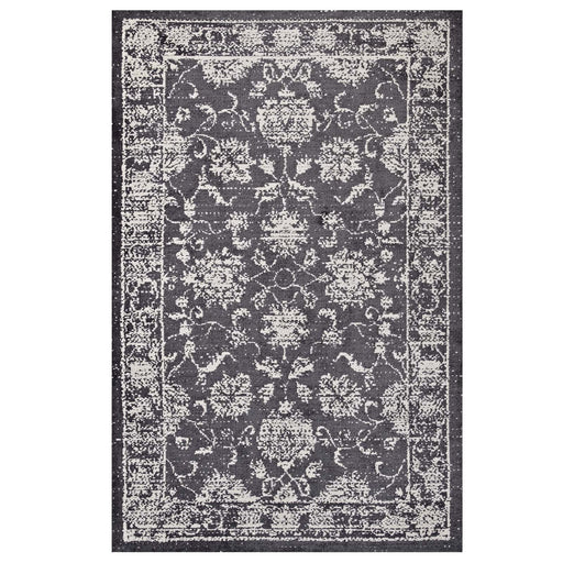 Kazia Distressed Persian Medallion 5x8 Area Rug 1020A-58