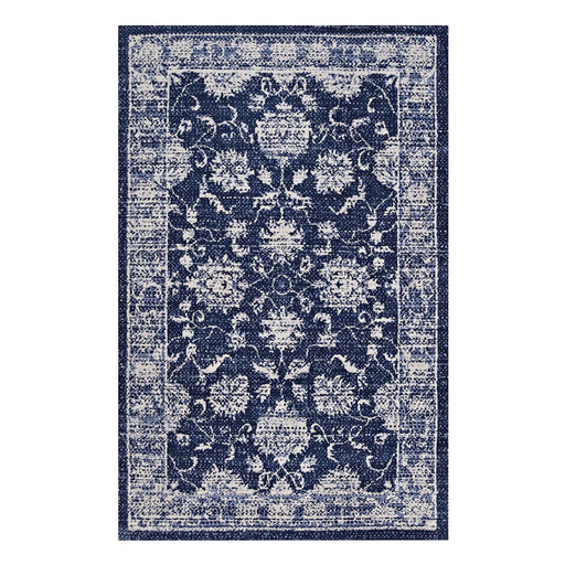 Kazia Distressed Persian Medallion 5x8 Area Rug 1020B-58