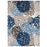 Calithea Vintage Classic Abstract Floral 8x10  Area Rug 1133A-810