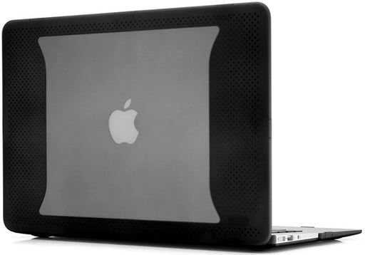 PCW-T21-5068 TECH21 IMPACT SNAP CASE FOR MACBOOK PRO-13 NON-RETINA (2015) BLACK