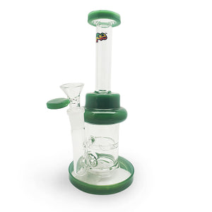 iRie™ Glass - Chalice Bubbler w/ Turbine Perc - 14mm (F)