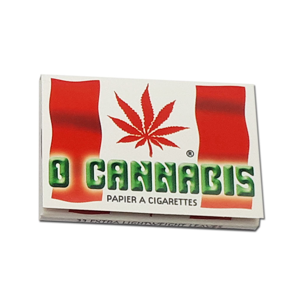 O Cannabis - Regular rolling papers