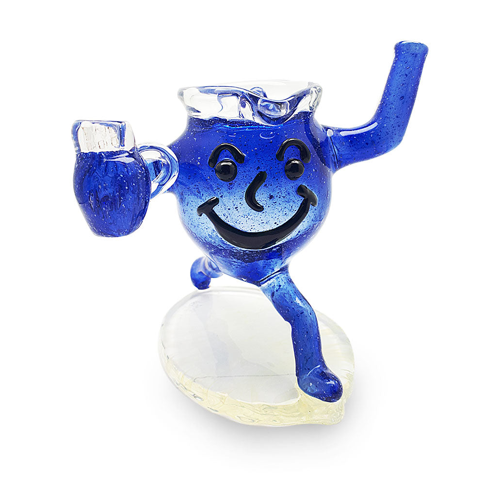 Redbeard Glass – Koolaid Man 10mm (F) – Blue