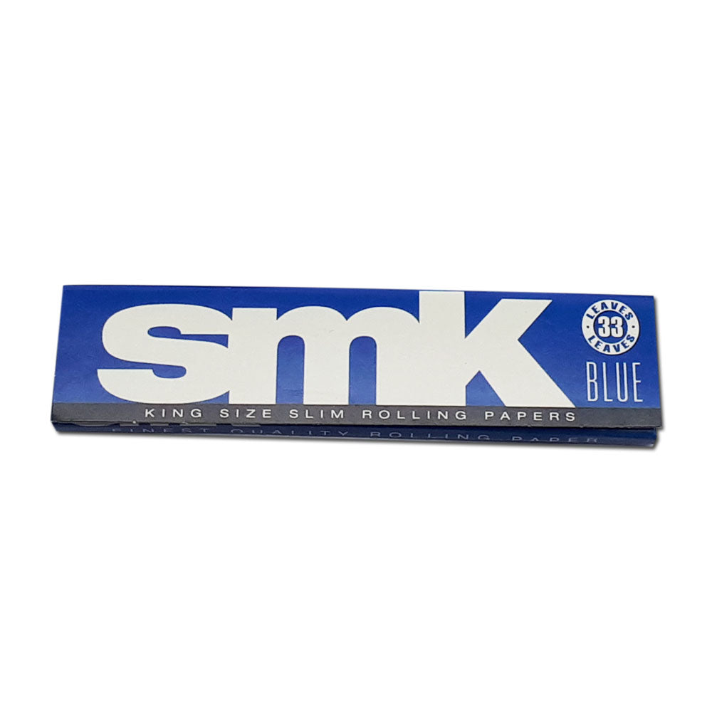 SMK Blue - King size rolling papers