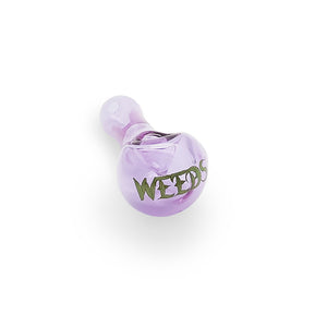 WEEDS® Glass - Spoon Pipe