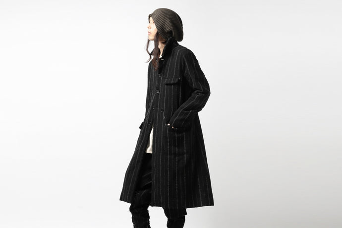 """black edition"" ▶ daska exclusive garment for LOOM - (AW20) New Arrival."