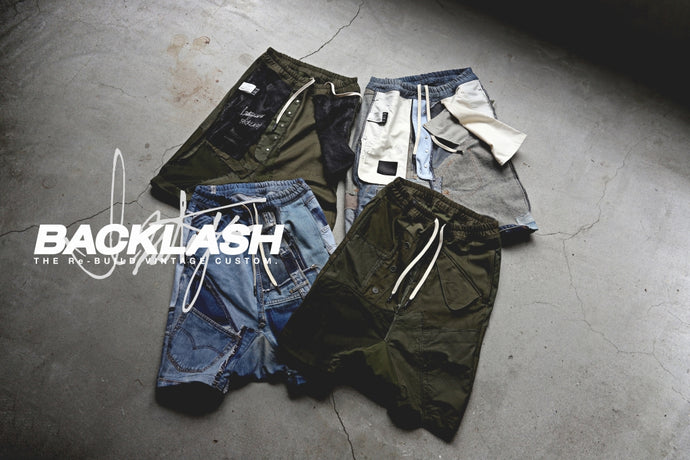 BACKLASH xx LOOM exclusive The Re-BUILD VINTAGE CUSTOM - (SS21).