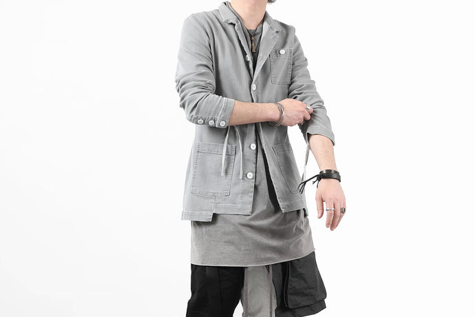 Styling | GRAYISH-TONE MIX OUTFITS - 11byBBS,PAL OFFNER,ARTEFACT,etc.