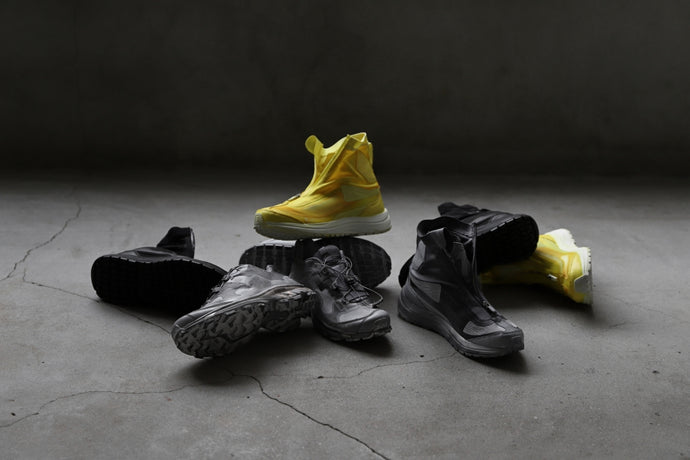 "Import ""technique"" Shoes - 11by BBS×Salomon,Leon Emanuel Blanck - (SS21)."