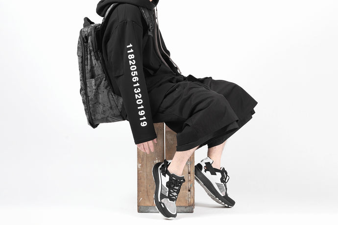 Styling | Hoodie and Shorts,Sneakers - A.F Artefact,Joe Chia,11by BBS.