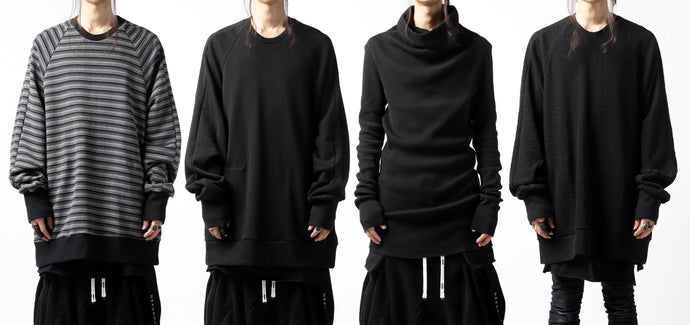 A.F ARTEFACT TOPS PULLOVER - (AW20) New Arrival.