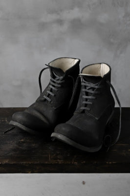 """prtl """"one make"""" Lace Up Boots (JAPAN Cow Reversed Leather / Hand Dyed)"""