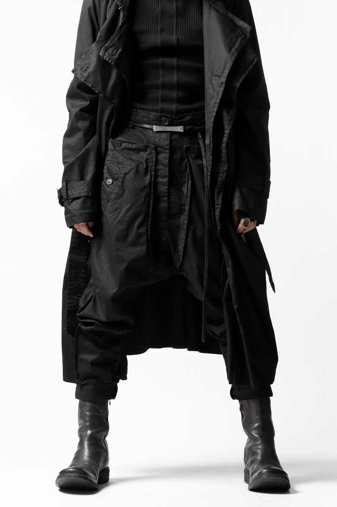 """DYEING"" MILITARY LOOK by RUNDHOLZ - (AW20)"