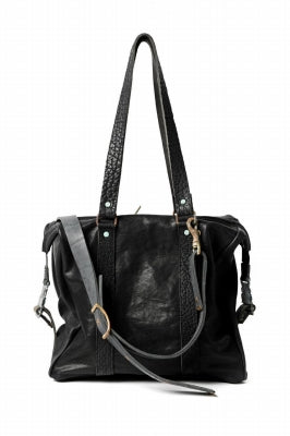 ierib exclusive 2way Doctors Bag with Strap Belt / FVT Oiled Horse